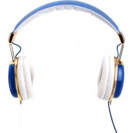 iDance Funky400 Hoofdtelefoon Blauw