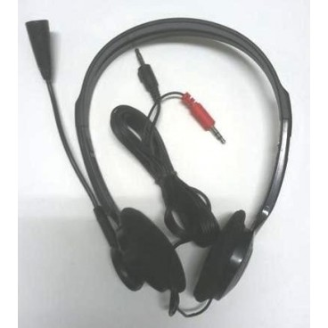 Pc Headset met 3.5mm Aansluitstekkers