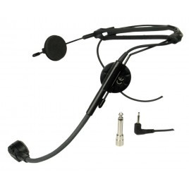 Dynamische headsetmicrofoon