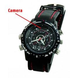 """Watch """"SpyWatch"""" met kleine camera 4GB interne opslag"""