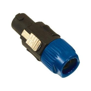SPK-2 speaker plug (2p) speakon met lock systeem
