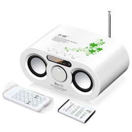 iBox Mini-luidspreker Box met MP3 Speler
