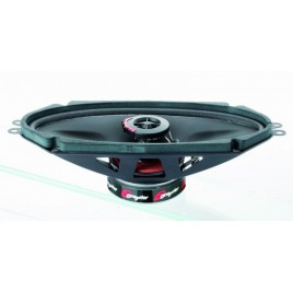 DRAGSTER 100x250 mm / 4x10inch Ovale Speakers