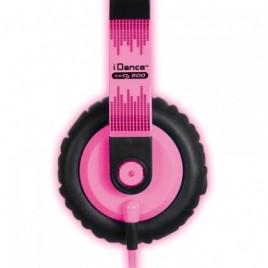 iDance SEDJ800 Hoofdtelefoon Hot Pink