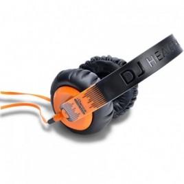iDance SEDJ400 Hoofdtelefoon Oranje