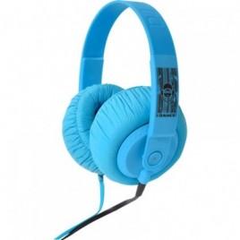 iDance SDJ650 Hoofdtelefoon Blauw