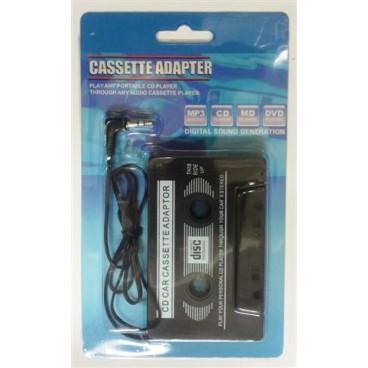 Mp3 Aansluitcassette met Mini Jack Ingang
