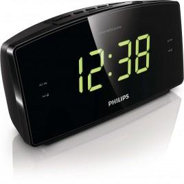 Philips Klokradio met 2 Wektijden
