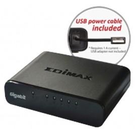 Edimax Netwerk Switch Gigabit 5 Poorten
