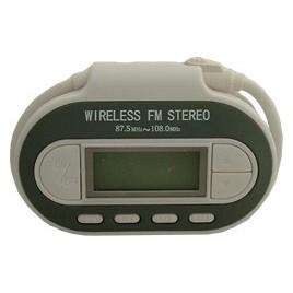 Draadloze FM Zender met display