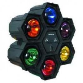 6-Lamps Lichtorgel Jeupsy-6