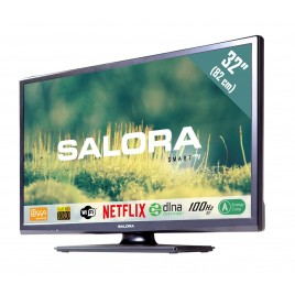 "SALORA 32"" (82CM) Full HD SMART LED TV met Wifi, Netflix"