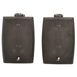 E-Audio 60w actieve wandgemonteerde luidsprekers met Bluetooth
