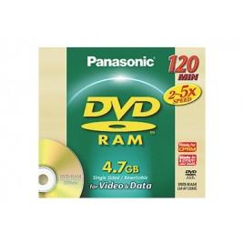 Panasonic DVD-RAM RW 120 min/4.7gb