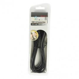 USB 3.0-kabel USB A mannetje - USB A mannetje 1,80 m