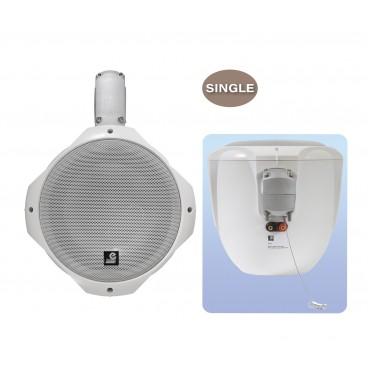 PA, Hi-Fi Monitor Luidsprekers 2w/20cm/260w, Wit