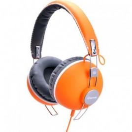 iDance Audio Hipster Series 704 Hoofdtelefoon Oranje