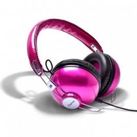 iDance Audio Hipster Series 702 Hoofdtelefoon Paars