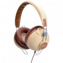 iDance Audio Hipster Series 701 Hoofdtelefoon Bruin