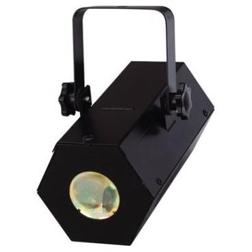 G017AT Vasto-lichteffect multi gekleurd mini bloemeffect