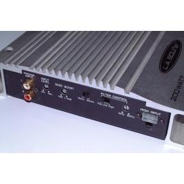 La Sound 2 kanaals Stereo Eindversterker, 2x100w