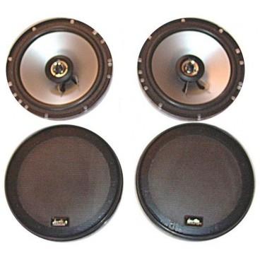 La Sound 16.5cm/2weg Auto Inbouw Speakers