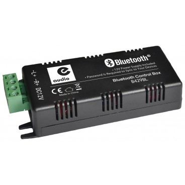 Bluetooth Versterker Module incl. voeding, 2x15w rms
