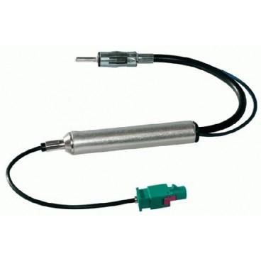 Antenne Verloop Kabel Adaptor Volkswagen, Ford, Renault, Opel, Audi etc.
