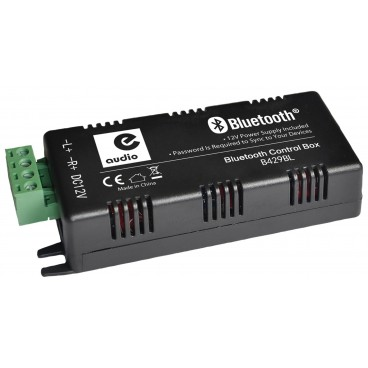 Bluetooth Versterker Module incl. voeding, 2x30w rms