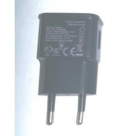 USB AC oplader 2A – zwart