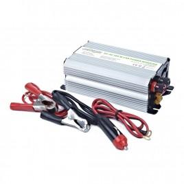 Energenie Omvormer van 12 volt naar 220 volt, 300 watt