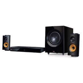 LG Blu-ray Home Cinema Set, 2.1 Channel, 600w