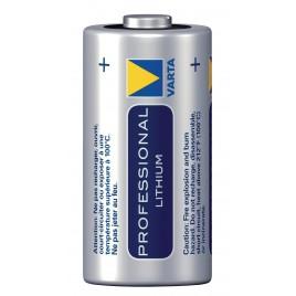 Varta Lithium Batterij CR123A 3 V 2-Blister