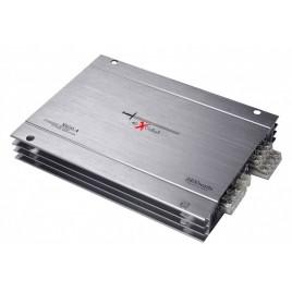 EXCALIBUR x600.4 2400 WATTS - 4-kanaals MOSFET-vermogensversterker