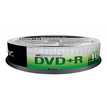 Sony DVD+R spindel 10stuks