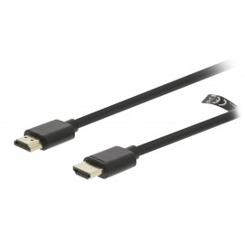 High Speed HDMI kabel met Ethernet HDMI-Connector - HDMI-Connector 1.5 m