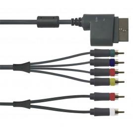 XBox 360-connector naar 6 RCA (tulp) component HD AV-kabel met optische uitgang
