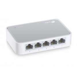 TP-Link 5-poorts 10 / 100Mbps Desktop Switch TL-SF1005D