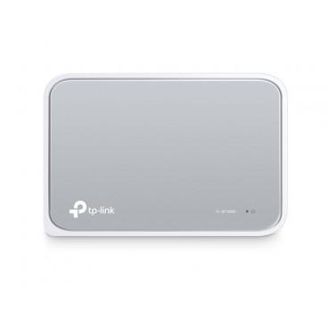 TP-Link 5-poorts 10 / 100Mbps Desktop Switch TL-SF1005D