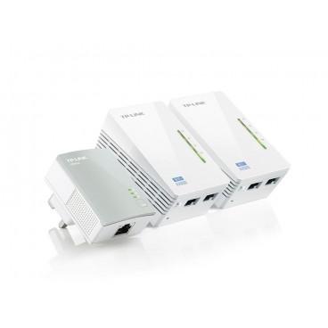 TP-Link Powerline Universele Wi-Fi extender TL-WPA4220T