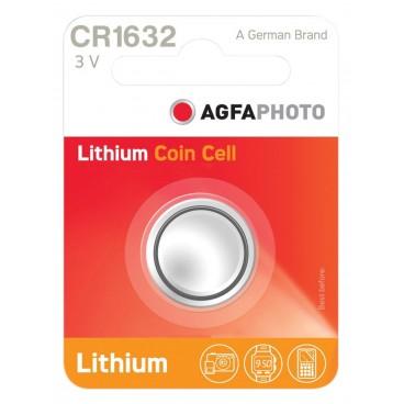 Agfa CR1632 3v Knoopcel Batterij