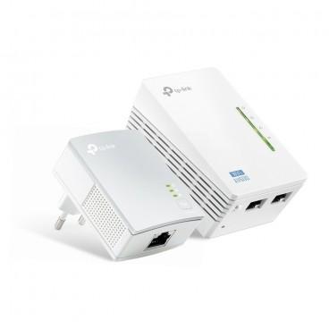 Tp-Link 300 Mbps AV600 Wi-Fi Powerline Extender Starterskit