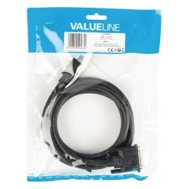 Valueline High Speed HDMI Kabel HDMI - DVI 2m Zwart