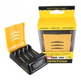 Patona 4x AA Oplaadbare batterijen 2450mAh