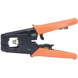 F-connector RCA en BNC krimptang