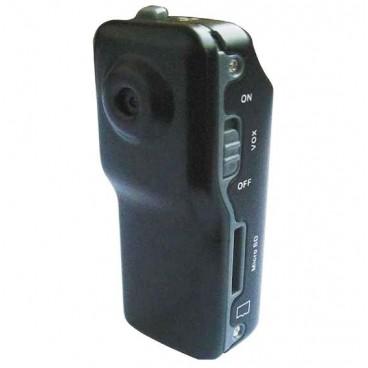 Micro camera opname op SD