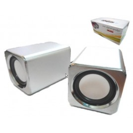 W-121 Design USB Speakers