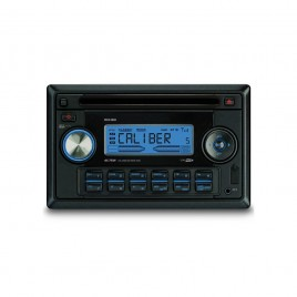 Caliber RCD801 Autoradio CD/USB/SD - FM/AM Tuner en AUX-Ingang
