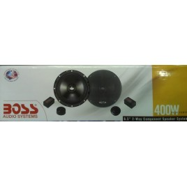 Boss Audio 2 WEG 16.5cm HI-END COMPO KIT, 2x400w