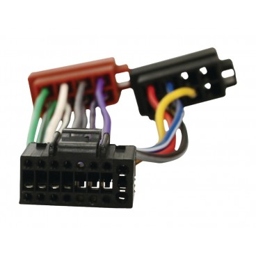 ISO Adapterkabel Kenwood 0.15 m